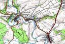 Carte de Louppy-sur-Loison