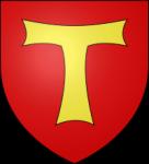 Le siège de Toul en 1420 dans Anecdotes historiques pittoresques de Lorraine Blason-Toul-136x150