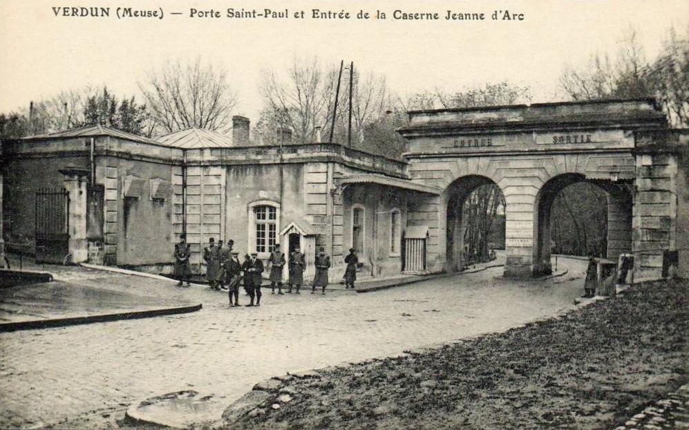 La lorraine d 39 hier et d 39 aujourd 39 hui petite promenade for Porte et fenetre verdun st isidore