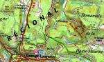 Le défilé de Straiture dans la forêt de Ban-sur-Meurthe (88) dans La Lorraine pittoresque Localisation-défile-de-Straiture-150x90