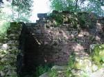 Les ruines du château de Salm dans Châteaux et forteresses en Lorraine Ruines-chateau-La-Broque-150x112