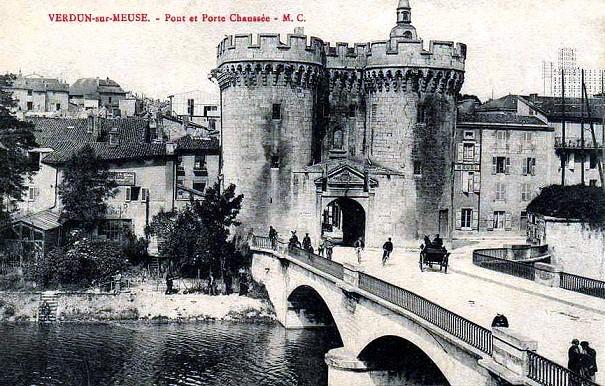 La lorraine d 39 hier et d 39 aujourd 39 hui petite promenade dans les rues de verdun 4 - Hopital saint nicolas de port ...