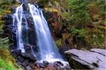 Les cascades de Tendon (88) dans La Lorraine pittoresque Tendon-La-grande-cascade-150x99