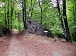 La Belle-Roche ou la roche des Douze Apôtres de Relanges (88) dans La Lorraine pittoresque Pierre-de-Relanges4-150x112