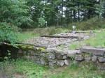 Le camp celtique de la Bure  dans La Lorraine celtique Mur-camp-La-Bure-150x112