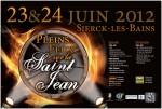 Feux de la saint Jean à Sierck-les-Bains (57) dans Sortir en Lorraine saint-jean-2012-150x101